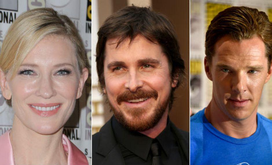 "Christian Bale y Cate Blanchett en reparto de ""Jungle Book"""