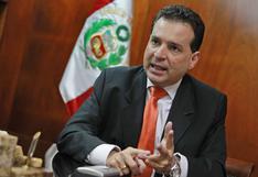 Omar Chehade asegura que predictamen de bicameralidad estaría listo para el 3 de noviembre