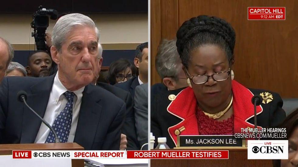 Robert Mueller testifica EN VIVO en el Congreso para aclarar si Donald Trump cometió un delito. Foto: Captura de video