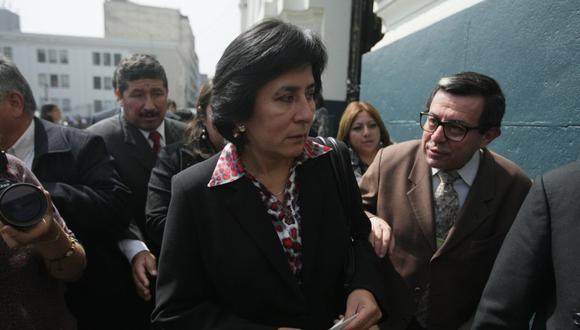Marianella Ledesma denunció presiones para condicionar su votación a favor del hábeas corpus de Keiko Fujimori. (Foto: GEC)