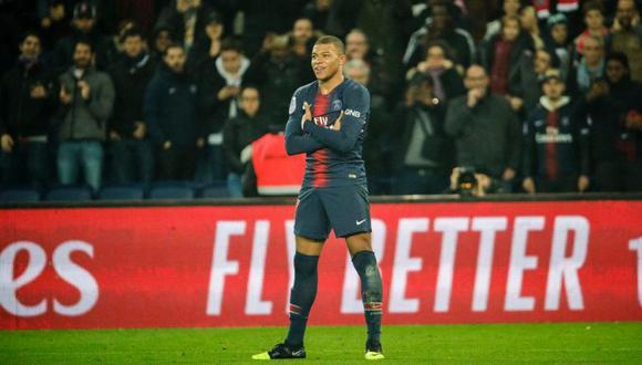 PSG derrotó 1-0 al Nantes en el marco de la jornada 19° de la Ligue 1 de Francia.  El encuentro se dio en el Parque de los Príncipes (Foto: agencias)