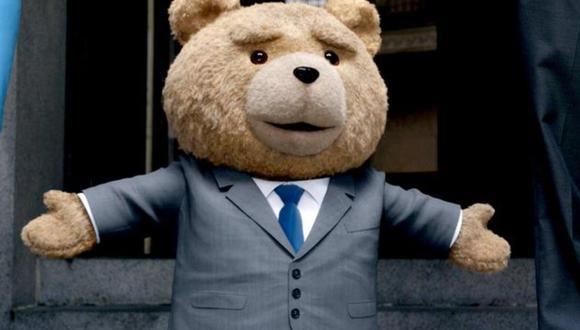 El osito Ted está se regreso con su propia serie.