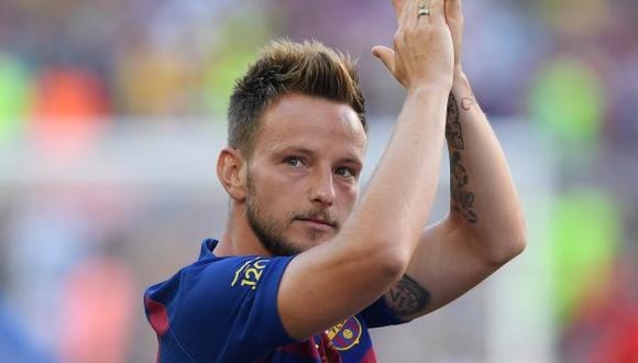 Ivan Rakitic fichó por Barcelona en el 2014, a cambio de 18 millones de euros. (Foto: AFP)