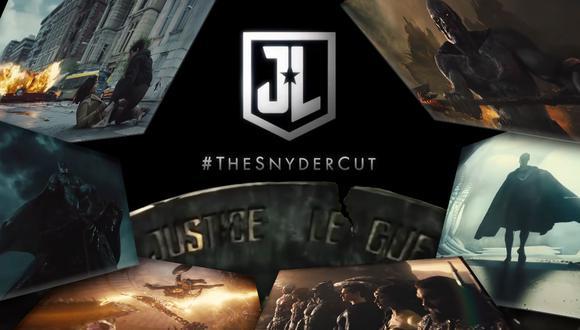 """""""La Liga de la Justicia de Zack Snyder"""" fue estrenada a nivel mundial el jueves 18 de marzo en HBO Max y varias plataformas digitales. (Foto: DC)"""