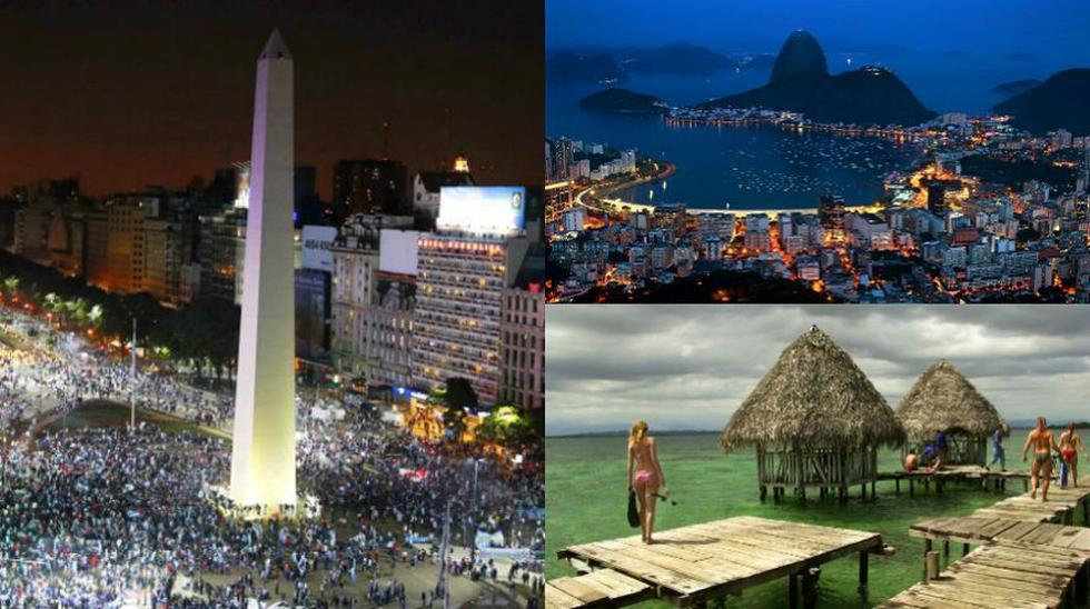 Las 10 ciudades con más alto costo de vida en Latinoamérica [RÁNKING] (Foto: Agencias)