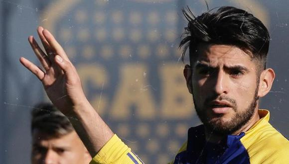 Según las declaraciones de la víctima, este fue atropellado por el jugador de Boca Juniors y posteriormente, se fugó del lugar de los hechos. (Foto: Boca Juniors)