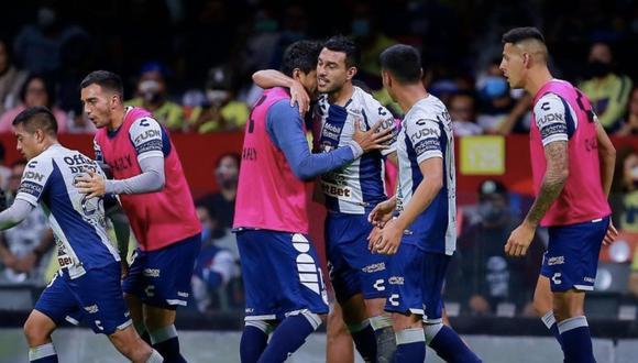 Pachuca eliminó al América en la Liguilla del Clausura 2021 de la Liga MX