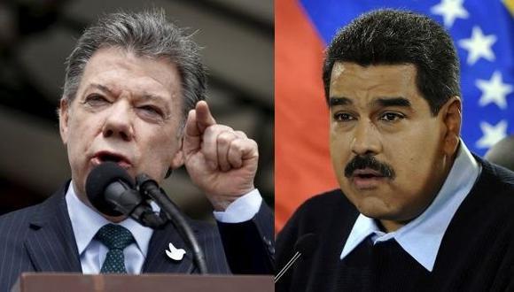 "Santos sobre Venezuela: ""La revolución bolivariana fracasó"""
