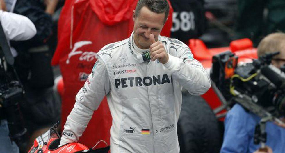 Michael Schumacher continúa estable, según su mánager