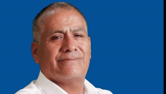 Chauca fue electo alcalde de Pucusana para el periodo 2019-2022. (Foto: Facebook de Luis Pascual Chauca)