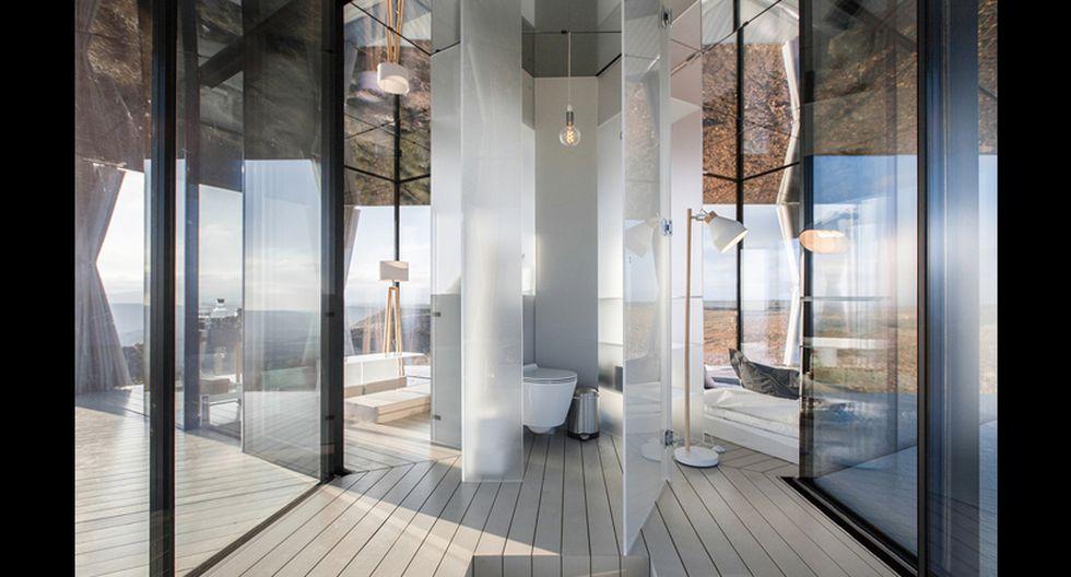 En su interior, a pesar de la ubicación, han logrado crear un interior aislado, cómodo y confortable. (Foto: Difusión)
