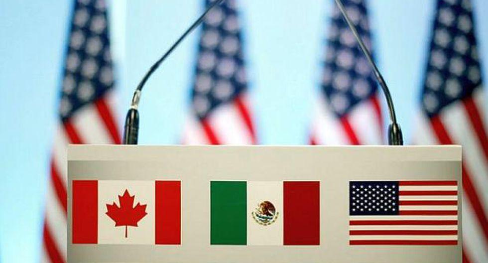 El presidente Trump busca acelerar el cierre del TLCAN, pero autoridades de Canadá señalan que se tomarán el tiempo necesario para sellar un acuerdo favorable. (Foto: Reuters)