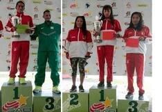 Perú CampeónSudamericano de Media Maratón