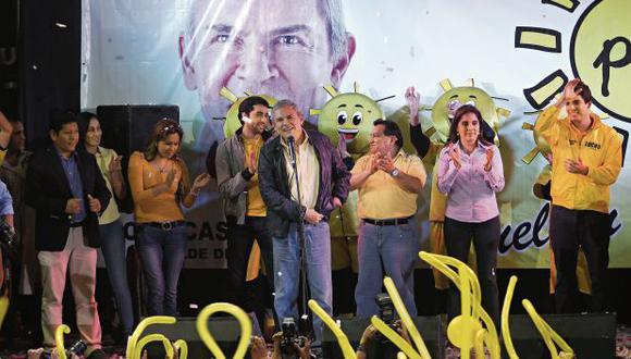 Según el testimonio de Bustamante, OAS habría ofrecido un aporte de US$500.000 para la campaña del 2014 de Luis Castañeda Lossio, de los cuales habría entregado US$480.000. (Foto: Martín Herrera/ GEC)