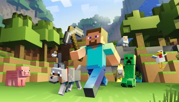 Minecraft. (Difusión)