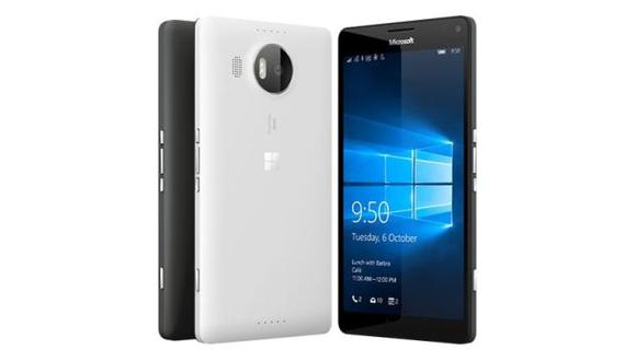 Microsoft lanza una nueva línea de smartphones Lumia