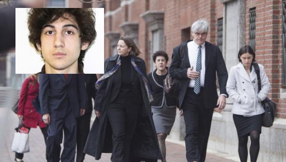 Dzhokhar Tsarnaev ¿cadena perpetua o pena de muerte?