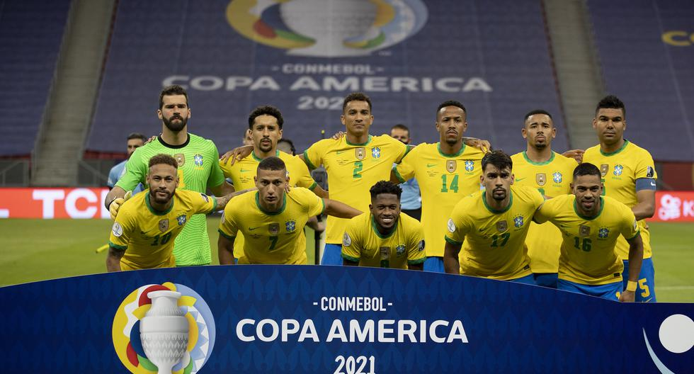 Selección brasileña: conoce quién es quién en el equipo de Tite que enfrentará a la Perú por la Copa América 2021.
