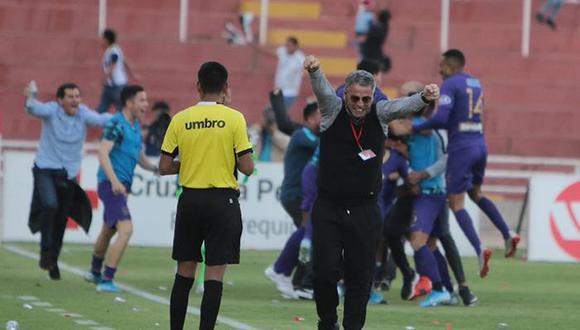 Pablo Bengoechea dirigirá su segunda definición consecutiva con Alianza Lima.