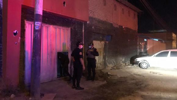 Piura: intervienen bar que atendía pese a estado de emergencia por el COVID-19. (Foto: Municipalidad de Sullana).