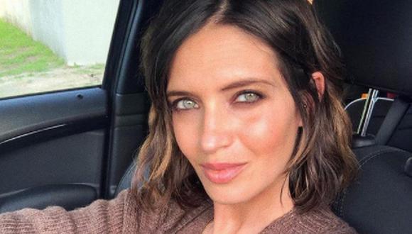La modelo y presentadora de televisión Sara Carbonero, de 37 años, se encuentra hospitalizada y a su lado permanece su esposo Iker Casillas. (Foto: @saracarbonero / Instagram)
