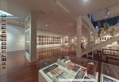 Arte virtual: visitas digitales a galerías en 360 grados
