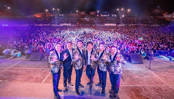 Grupo 5 anuncia su concierto virtual para celebrar Año Nuevo. (Foto: @grupo5)