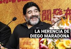 La herencia de Maradona: ¿Sus hijos recibirán algunos de sus bienes?