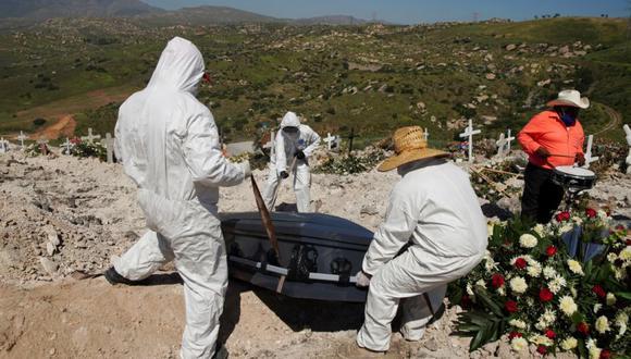 Coronavirus en México | Últimas noticias | Último minuto: reporte de infectados y muertos hoy, domingo 27 de junio del 2021 | Covid-19. (Foto: REUTERS/Ariana Drehsler).