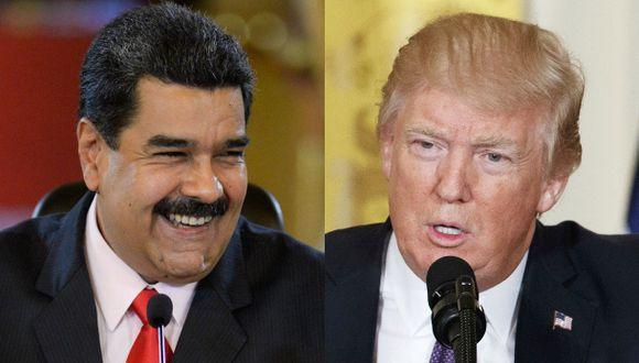 Venezuela donó medio millón de dólares a investidura de Trump
