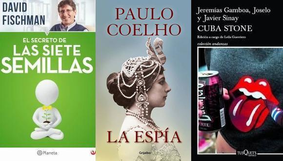 Feria Ricardo Palma 2016: la lista de libros más vendidos