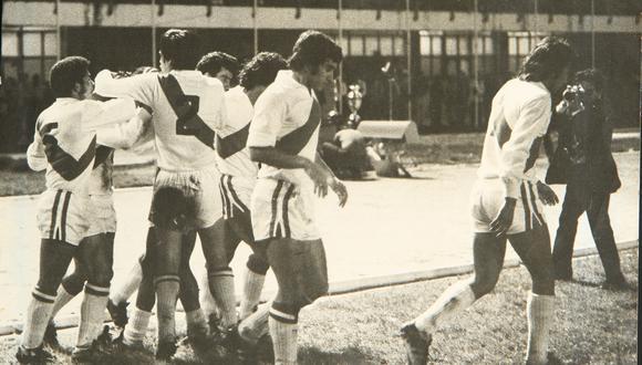 Alfredo Quesada, Otorino Sartor, Eleazar Soria y Enrique Casaretto fueron unos profesionales íntegros que tuvieron el privilegio de vestir la camiseta de la selección peruana. (Foto: Archivo histórico El Comercio)