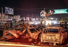 Afganistán: Mueren al menos 23 militares en ataques de los talibanes con camiones bomba