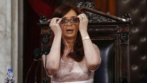 Fernández arremetió contra el fiscal Nisman en el Congreso