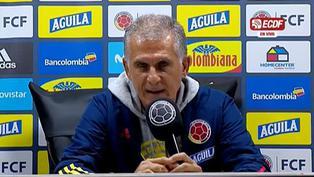 Carlos Queiroz dejó de ser entrenador de Colombia