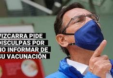 Martín Vizcarra asegura que nunca supo que habían más vacunas de las 12 mil dosis para voluntarios