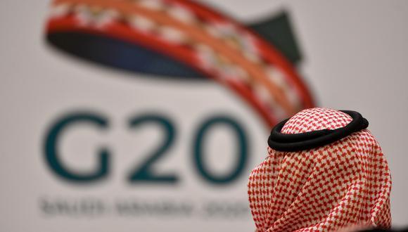 Arabia Saudita asumió en diciembre de 2019 la presidencia del G20. (Foto: AFP)