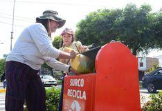 Surco: instalan 31 contenedores ecológicos para reciclar residuos inorgánicos