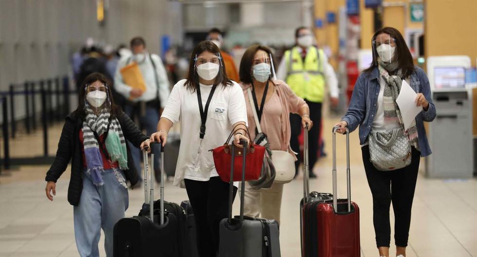 La recuperación total de la industria aérea a nivel doméstico se daría para el 2023. A nivel internacional, todavía para el 2025, según IATA. (EFE/ Paolo Aguilar).