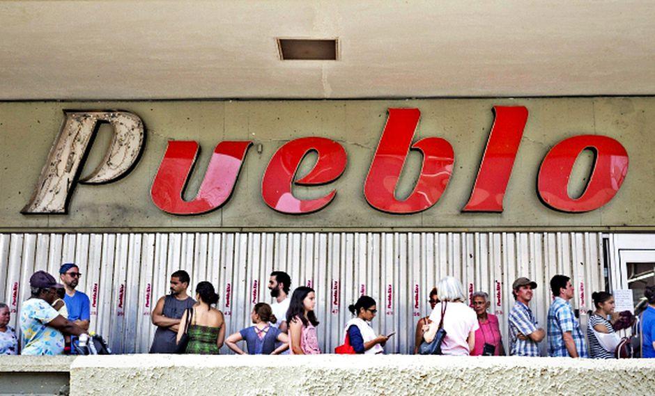 Puerto Rico, el país con la mayor bancarrota municipal declarada en la historia estadounidense, afronta una crisis de proporciones mayores tras el paso del huracán María. (Foto: AFP)