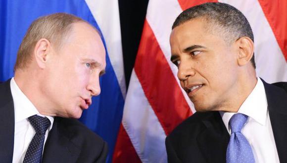 """Rusia tilda de """"indecentes"""" las acusaciones de EE.UU."""