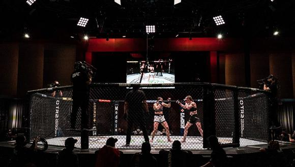 Revive las mejores peleas del evento (Foto: Twitter UFC)