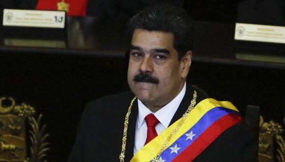 Aunque Venezuela exporta petróleo a varios países, Estados Unidos es la principal fuente de ingresos corrientes para el gobierno de Maduro. (Getty Images vía BBC)