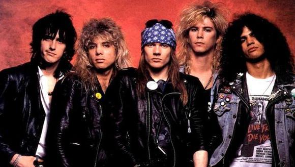 Los Guns N' Roses vendrían a tocar al Perú