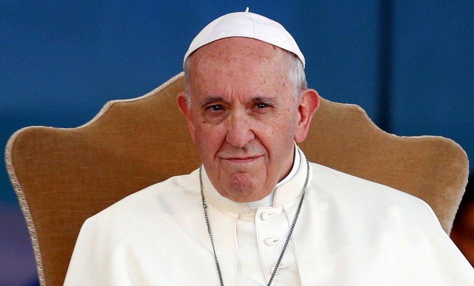El papa Francisco culpa al diablo por las divisiones y escándalos de la Iglesia. (Reuters).