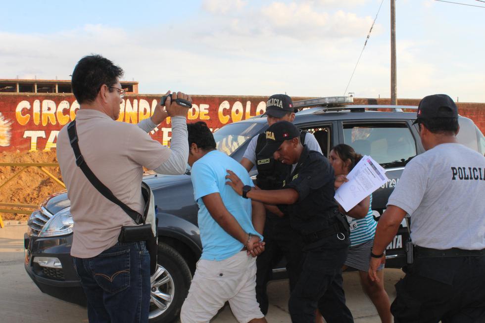 Según relató, la violación sexual ocurrió la madrugada del miércoles 15 en el cuarto que alquila en el pasaje Ramón Castilla de Puerto Maldonado.