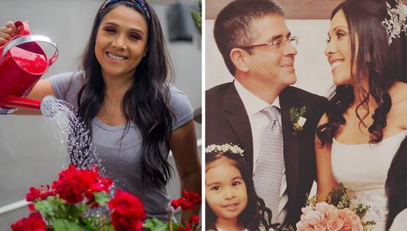 Tula Rodríguez señaló en redes sociales que está feliz porque su familia está unida de nuevo. (@tulaperu).