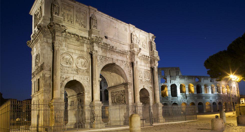 Monumentos famosos: Conoce los arcos más hermosos del mundo - 4