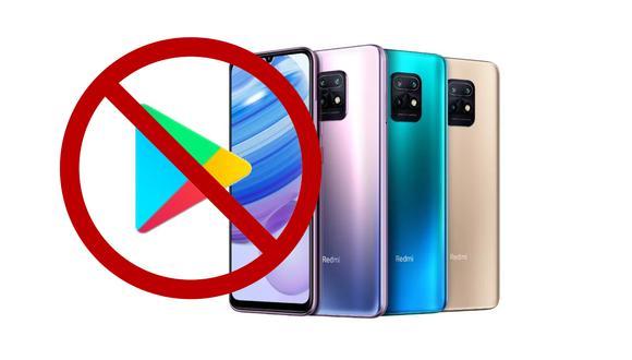 ¿Tu celular Xiaomi se quedará sin Google Play? Esto es lo que tienes que saber. (Foto: Xiaomi)