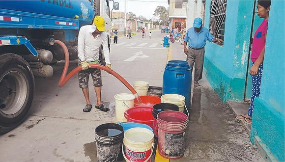 El Gobierno extendió el estado de emergencia en el distrito de Pacora, en Lambayeque, por contaminación del agua | Foto: Referencial